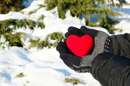 Cold Hands, Warm Heart (PLTM) **