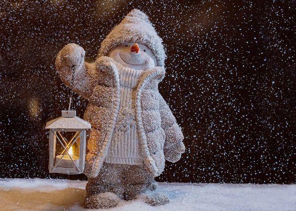 First Snow **