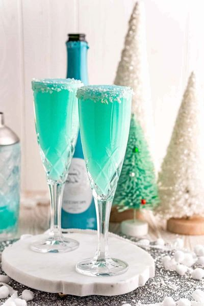 Jack Frost Mimosa **