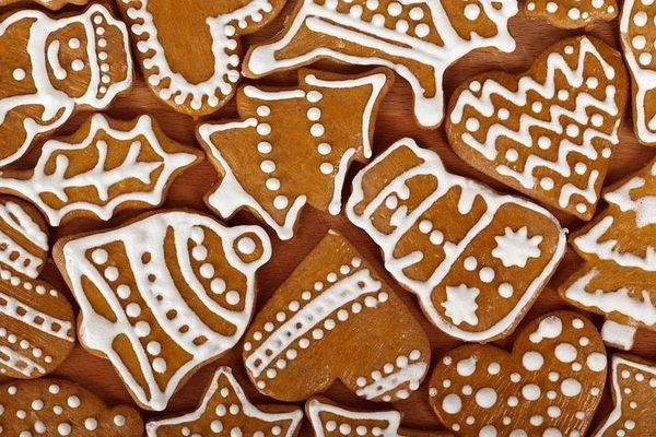 Gingerbread (PLTM)