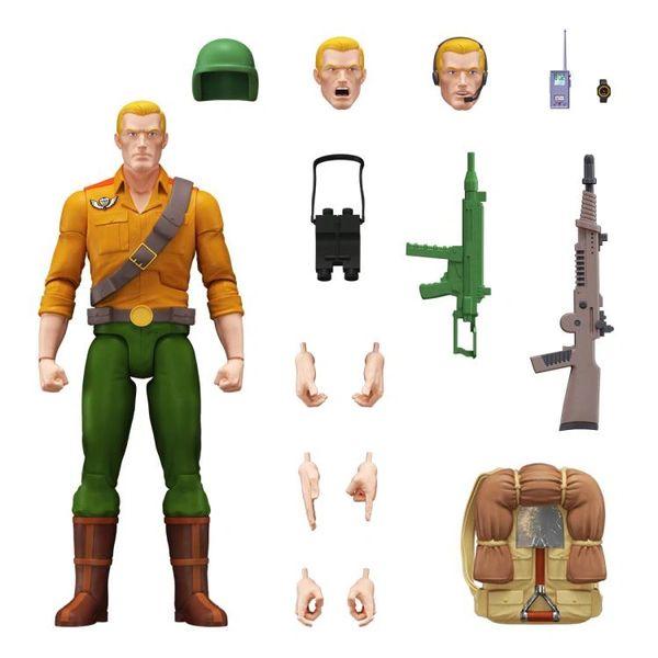 *PRE-SALE* G.I. Joe Ultimates Duke Action Figure
