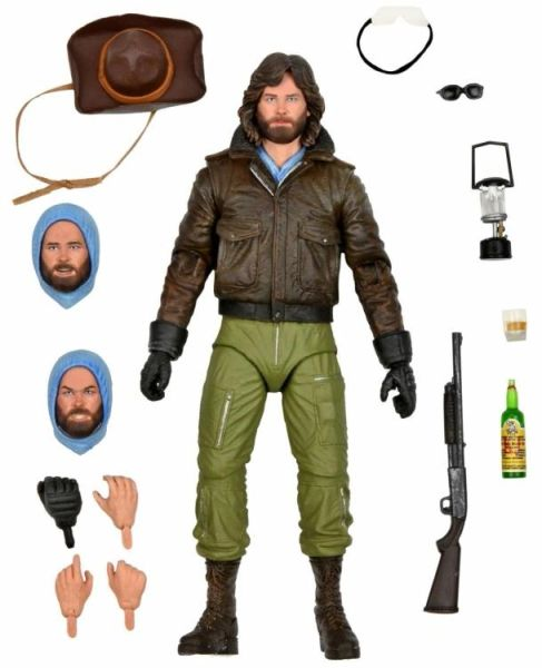 *PRE-SALE* The Thing Ultimate MacReady (Outpost 31) Action Figure