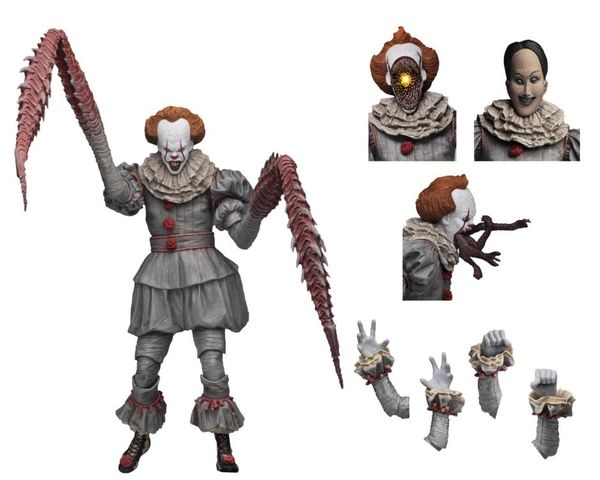IT (2017) Ultimate Pennywise (Dancing Clown) Action Figure