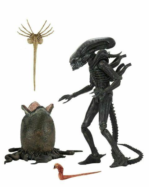 NECA Aliens 40th Anniversary Big Chap Ultimate Action Figure