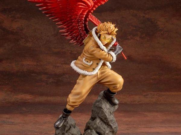*PRE-SALE* My Hero Academia ArtFX J Hawks Statue