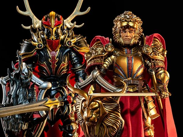 *PRE-SALE* Mythic Legions War of the Aetherblade Gorgo Aethersblade & Attila Leodyssus Action Figure Two-Pack