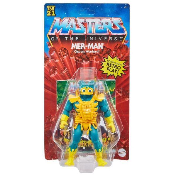 *PRE-SALE* Masters of the Universe Origins Mer-Man (LoP) Action Figure