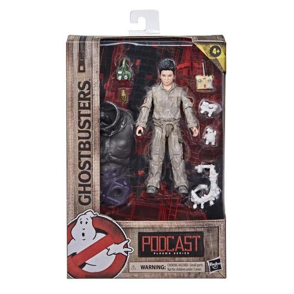 *PRE-SALE* Ghostbusters: Afterlife Plasma Series Wave 3 Podcast Action Figure (Sentinel Terror Dog BAF)