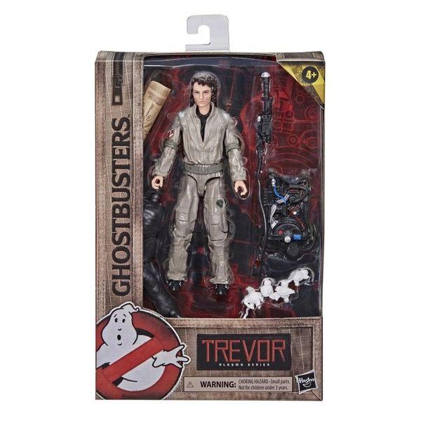 *PRE-SALE* Ghostbusters: Afterlife Plasma Series Wave 3 Trevor Action Figure (Sentinel Terror Dog BAF)