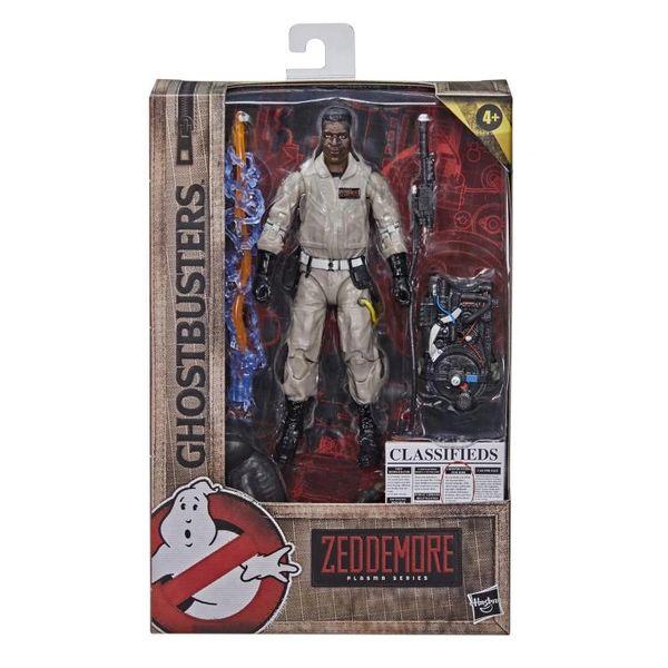 *PRE-SALE* Ghostbusters: Afterlife Plasma Series Wave 3 Winston Zeddemore Action Figure (Sentinel Terror Dog BAF)