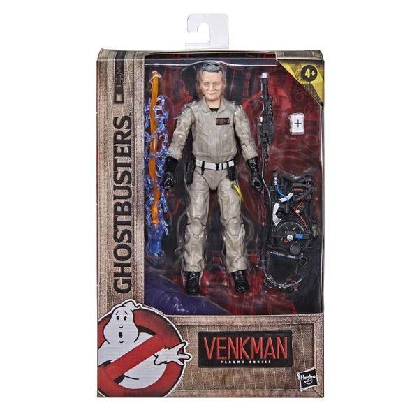 *PRE-SALE* Ghostbusters: Afterlife Plasma Series Wave 3 Peter Venkman Action Figure (Sentinel Terror Dog BAF)