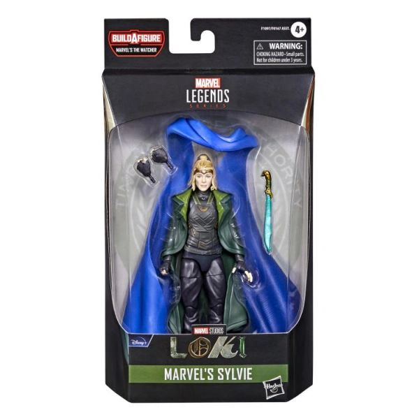 *PRE-SALE* Loki Marvel Legends Sylvie Action Figure (The Watcher BAF)