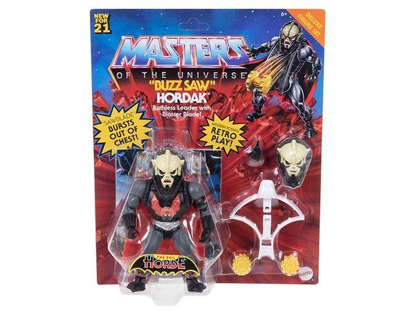 Masters of the Universe Origins Deluxe Buzzsaw Hordak Action Figure