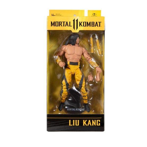 *PRE-SALE* Mortal Kombat XI Liu Kang (Fighting Abbott) Action Figure