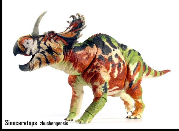 *PRE-SALE* Beasts of the Mesozoic: Ceratopsian Series Sinoceratops Zhuchengensis 1/18 Scale Action Figure