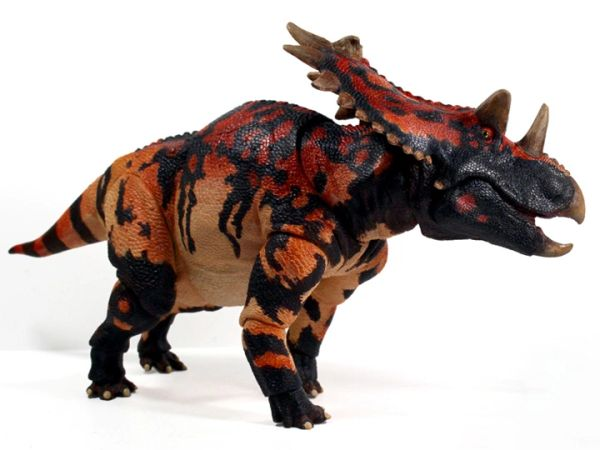 *PRE-SALE* Beasts of the Mesozoic: Ceratopsian Series Utahceratops Gettyi 1/18 Scale Figure