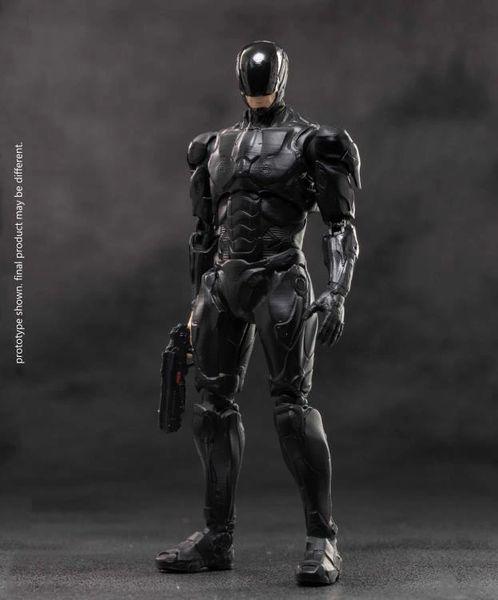 RoboCop (2014) RoboCop (Black) 1:18 Scale PX Previews Exclusive Action Figure