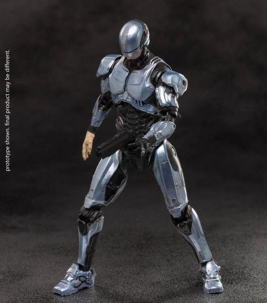 RoboCop (2014) RoboCop (Silver) 1:18 Scale PX Previews Exclusive Action Figure
