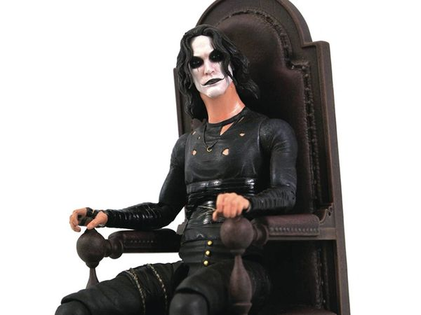 The Crow SDCC 2021 Exclusive Deluxe Action Figure