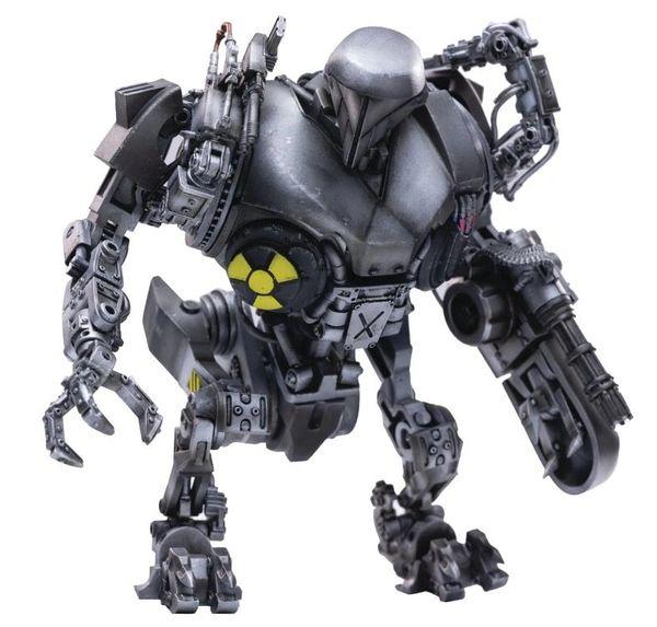 *PRE-SALE* RoboCop 2 Cain (Robot) 1:18 Scale PX Previews Exclusive Action Figure