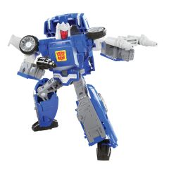 Transformers War for Cybertron: Kingdom Deluxe Tracks Action Figure