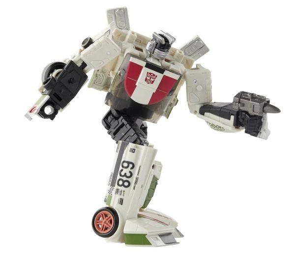 Transformers War for Cybertron: Kingdom Deluxe Wheeljack Action Figure