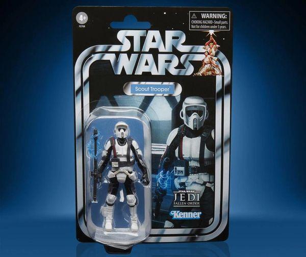 Star Wars: The Vintage Collection Shock Scout Trooper (Jedi: Fallen Order) Action Figure