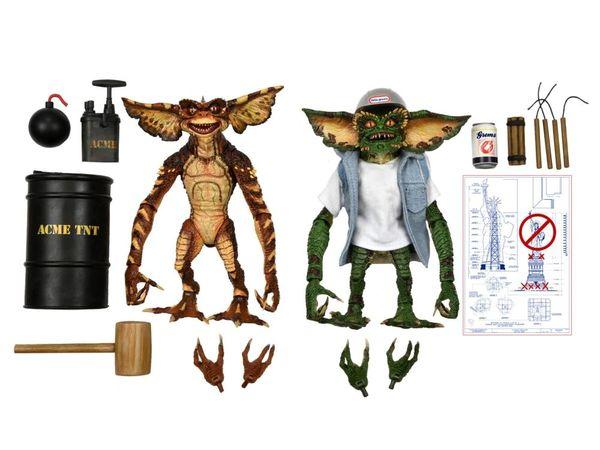 *PRE-SALE* Gremlins 2: The New Batch Demolition Gremlins Action Figure Two-Pack