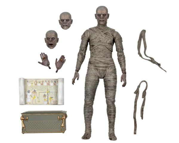 *PRE-SALE* Universal Monsters: Ultimate The Mummy (Color) Action Figure