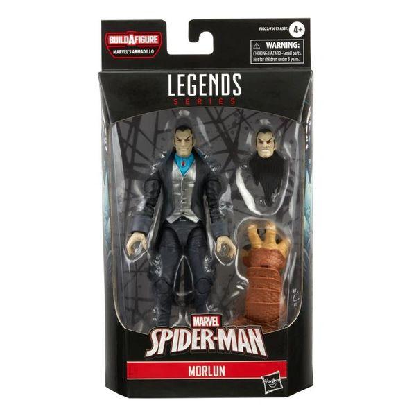 *PRE-SALE* Marvel Legends Spider-Man Morlun (Marvel's Armadillo BAF) Action Figure