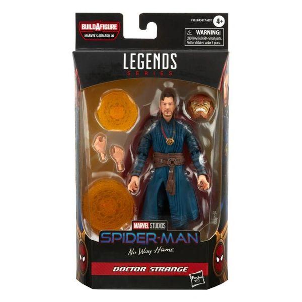 *PRE-SALE* Marvel Legends Spider-Man No Way Home Dr. Strange (Marvel's Armadillo BAF) Action Figure