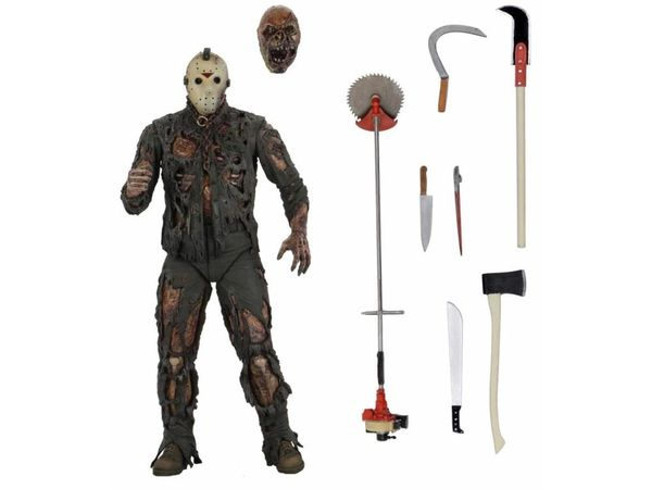 *PRE-SALE* Friday the 13th VII Ultimate Jason Voorhees (The New Blood) Action Figure