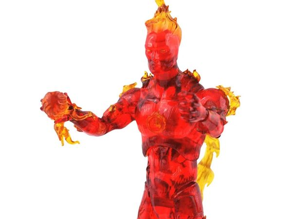 Marvel Select Human Torch Action Figure