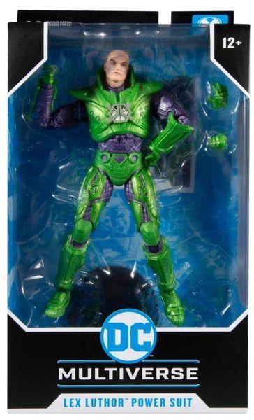*PRE-SALE* DC Multiverse The New 52 Lex Luthor Power Suit (Green) Action Figure