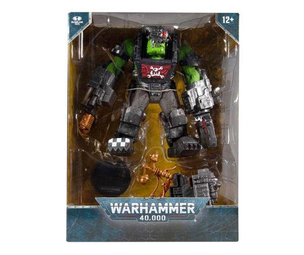 *PRE-SALE* Warhammer 40,000 Ork Big Mek Mega Action Figure