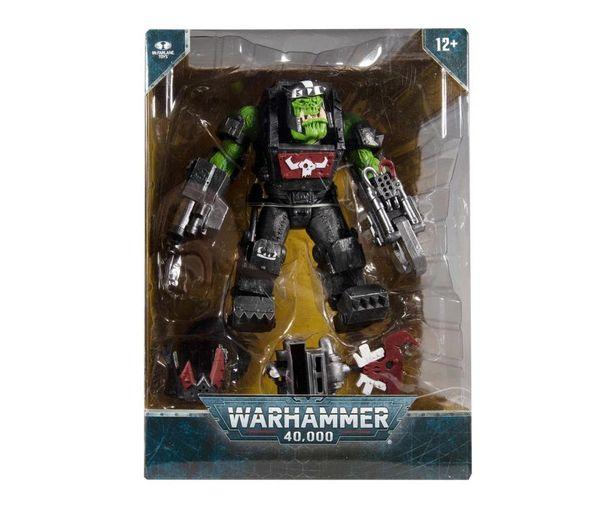 *PRE-SALE* Warhammer 40,000 Ork Meganob with Shoota Mega Action Figure