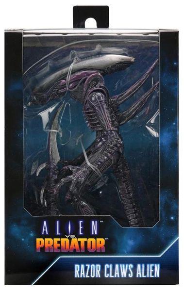 *PRE-SALE* Alien vs. Predator Razor Claws Xenomorph (Movie Deco) Action Figure