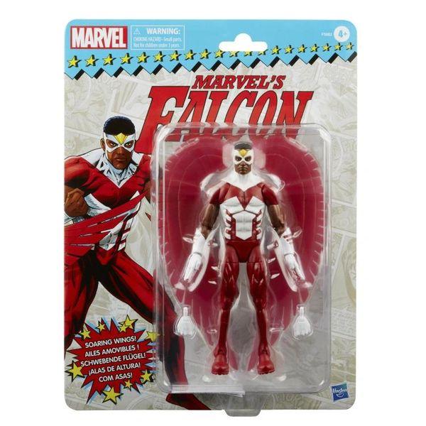 *PRE-SALE* Marvel Legends Avengers Spider-Man Retro Collection Falcon Action Figure