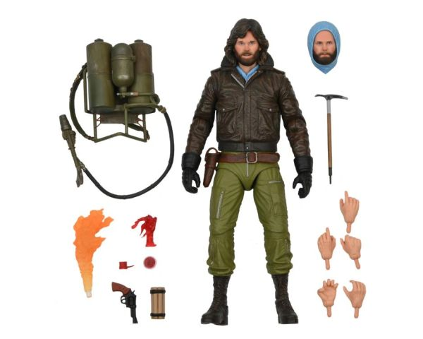 *PRE-SALE* The Thing Ultimate MacReady V2 (Station Survival) Action Figure