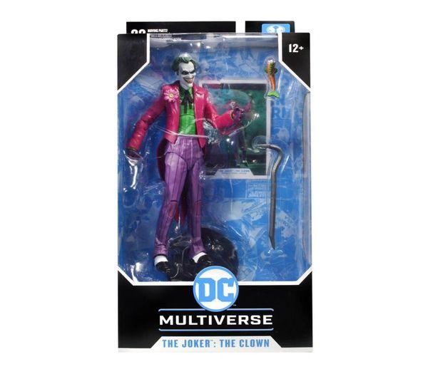 *PRE-SALE* DC Multiverse Batman: Three Jokers The Joker (The Clown) Action Figure