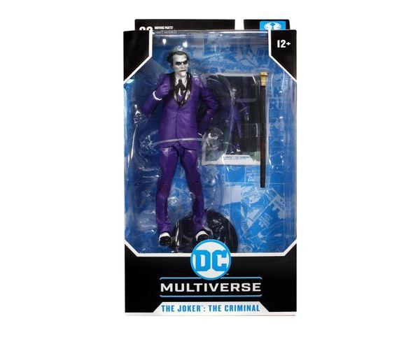 *PRE-SALE* DC Multiverse Batman: Three Jokers The Joker (The Criminal) Action Figure
