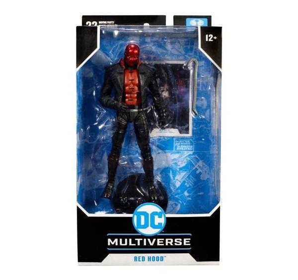 *PRE-SALE* DC Multiverse Batman: Three Jokers Red Hood Action Figure