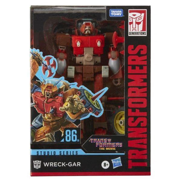 *PRE-SALE* Transformers Studio Series 86-09 Voyager Class Wreck-Gar Action Figure