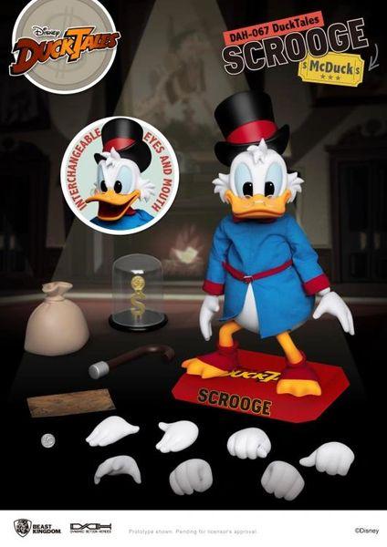 *PRE-SALE* DuckTales Dynamic 8ction Heroes DAH-067 Scrooge McDuck Action Figure