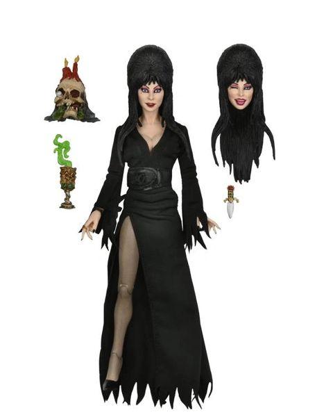 +PRE-SALE* Elvira, Mistress of the Dark Clothed Action Figure