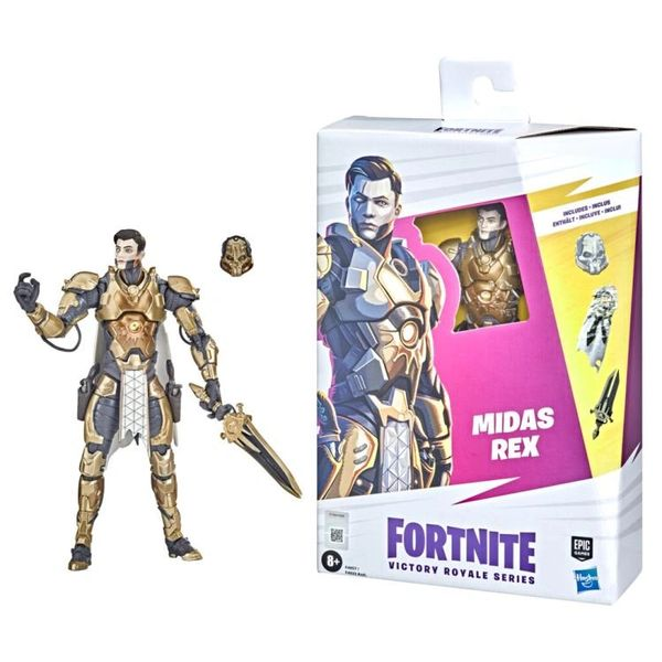 Fortnite Victory Royale Series Midas Rex Action Figure