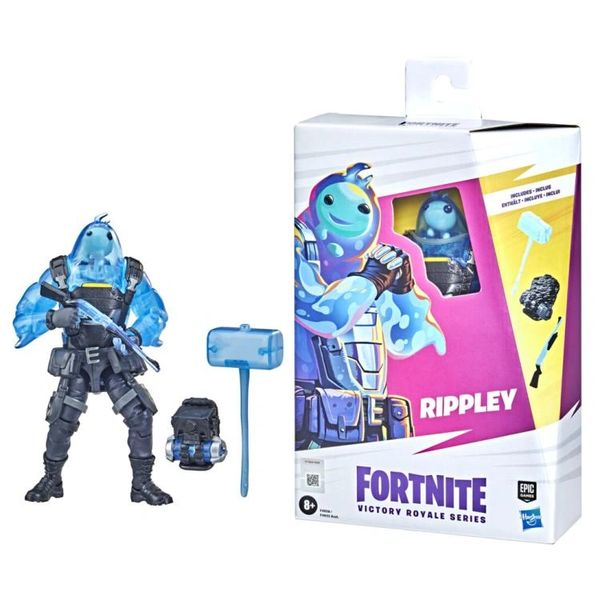 Fortnite Victory Royale Series Rippley Action Figure