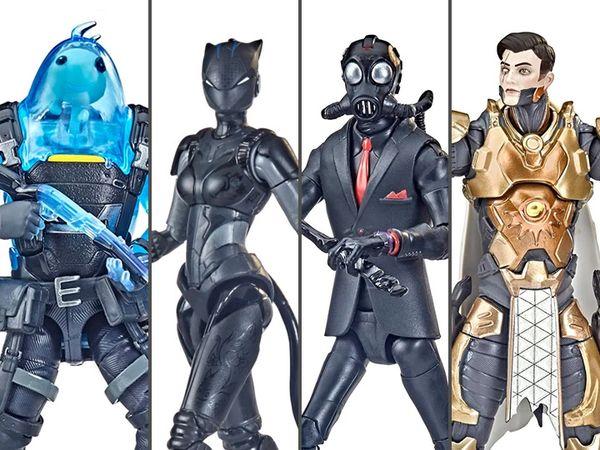 Fortnite Victory Royale Series Wave 1 Set of 4 Figures