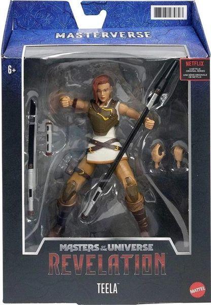 *PRE-SALE* Masters of the Universe: Revelation Teela Action Figure