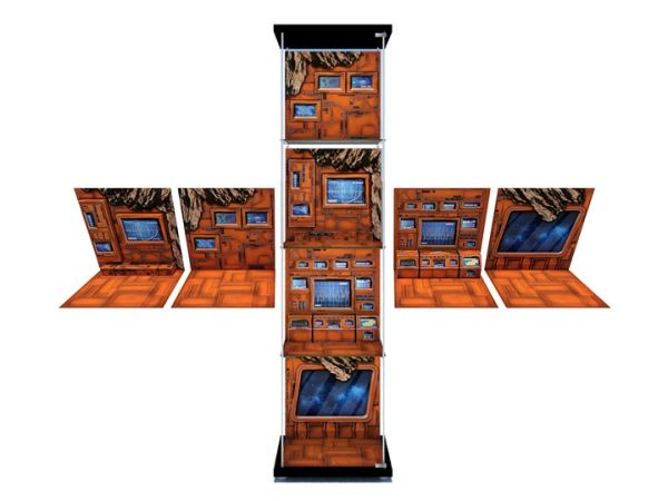 *PRE-SALE* Extreme Sets Control Center 1/12 Scale Display Pack